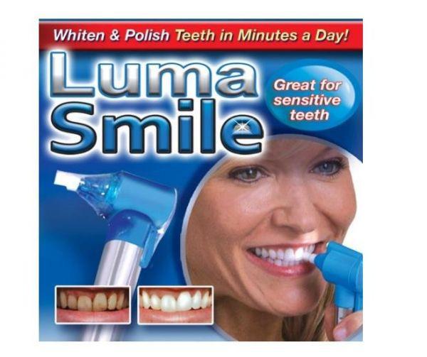 ماكينة تبييض الأسنان المنزلية
