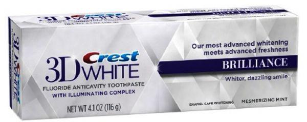 معجون تبييض الأسنان كريست