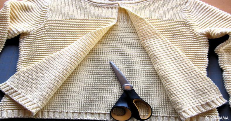 إعادة تدوير الملابس الصوفية لتصلح للحمل