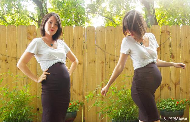 إعادة تدوير الملابس القطنية لتناسبك في حملك