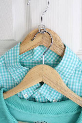 ترتيب وتنظيف المنزل - شماعة ملابس