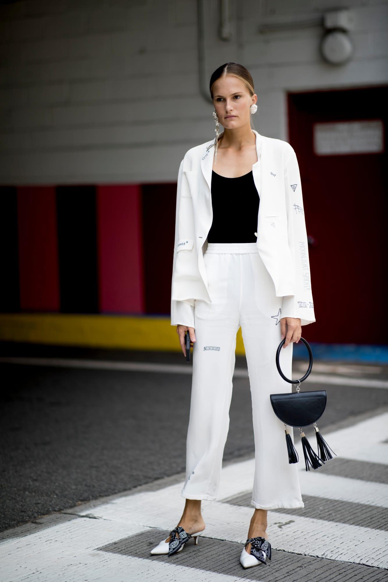 أسبوع الموضة في نيويورك - المابس العملية