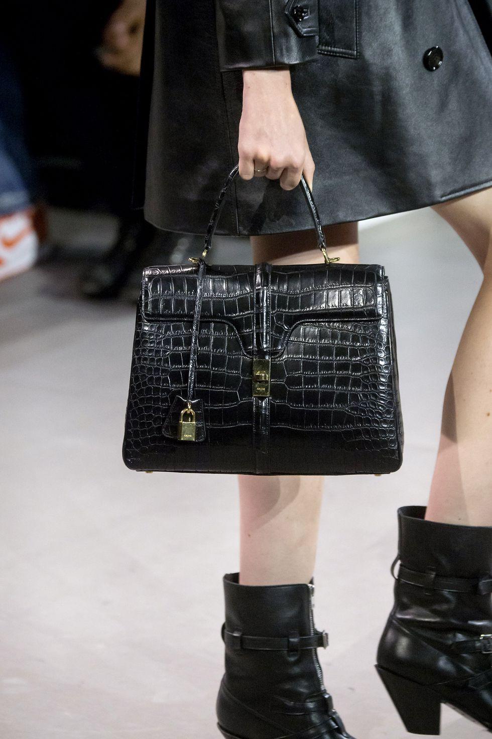 أسبوع الموضة في نيويورك - موضة الحقائب