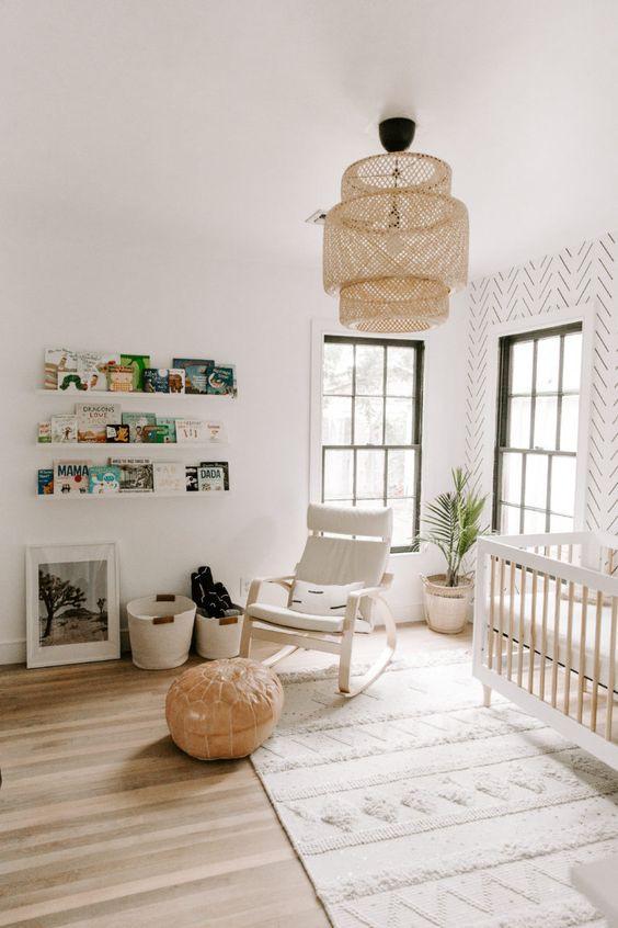 صور غرف نوم أطفال - الغرفة البسيطة