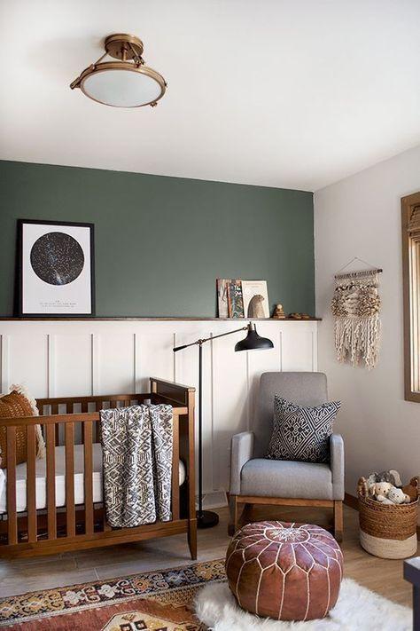 صور غرف نوم أطفال - الغرفة ذات الطابع الإنجليزي