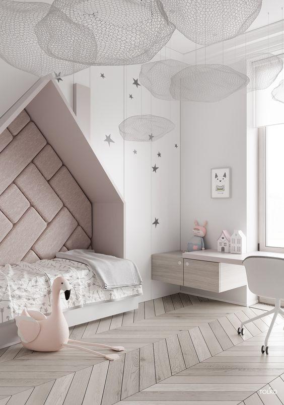 صور غرف نوم أطفال - الغرفة الناعمة