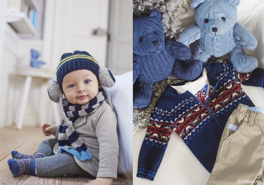 59a19a497ca44 بالصور .. موضة ملابس الأولاد في الشتاء