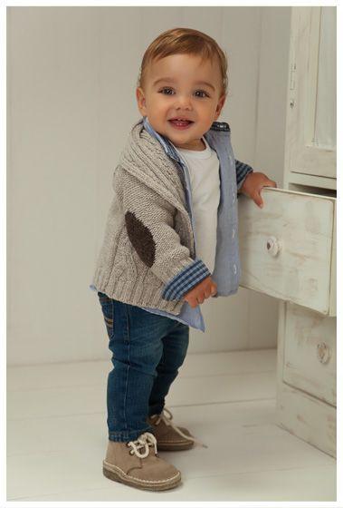 d0c74503d بالصور .. موضة ملابس الأولاد في الشتاء | سوبر ماما