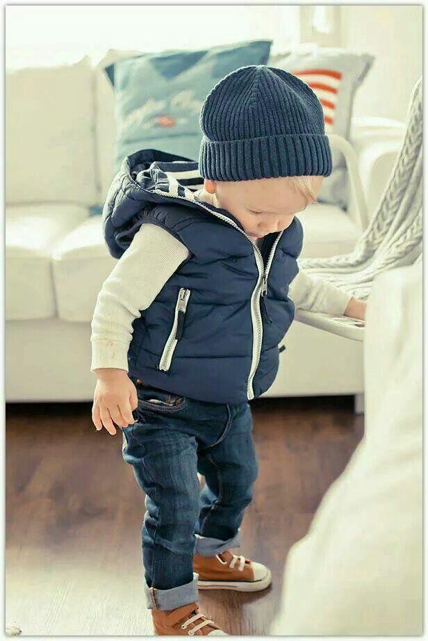 d69cfdeb6050d بالصور .. موضة ملابس الأولاد في الشتاء