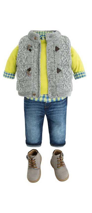 25e89684262a9 بالصور .. موضة ملابس الأولاد في الشتاء