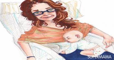 لحظات الأمومة-4