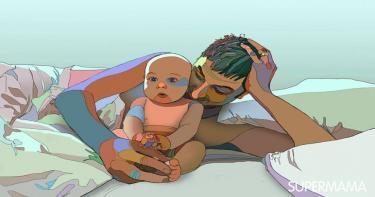 لحظات الأمومة-5