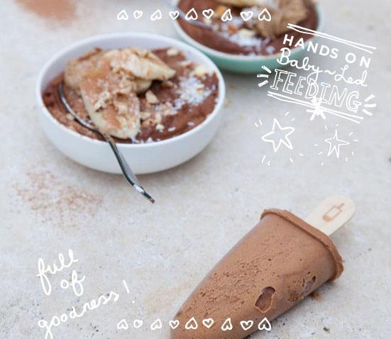 الطعام المناسب أثناء فترة التسنين - طريقة عمل الفواكه المثلجة في المنزل