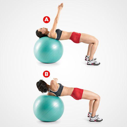 تمارين رياضية مفيدة-تمارين الجانبين