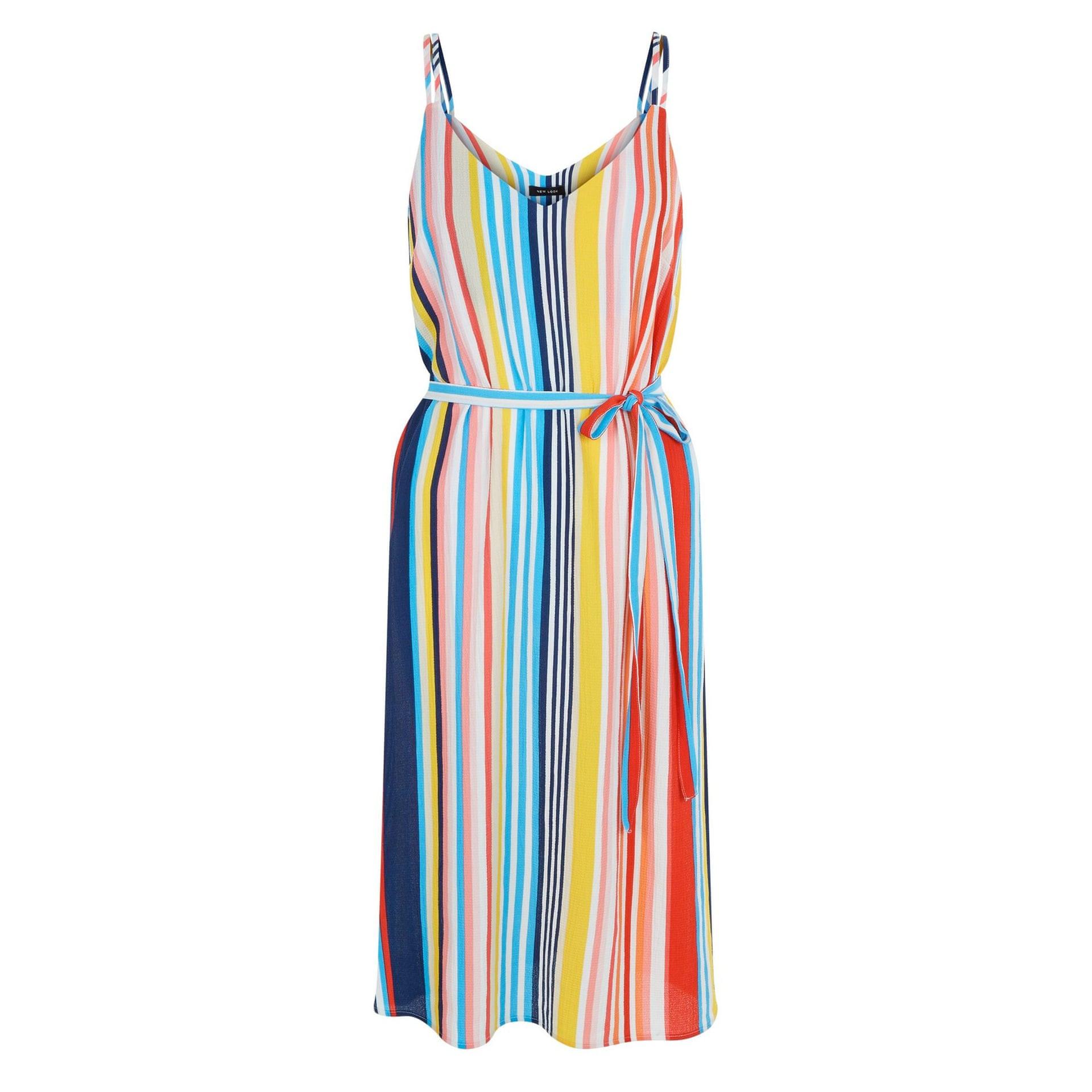 موضة الفساتين الصيفية-ألوان الصيف