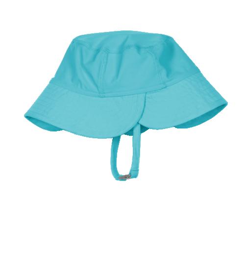 احتياجات الطفل الرضيع في المصيف - قبعة شمس للرضع
