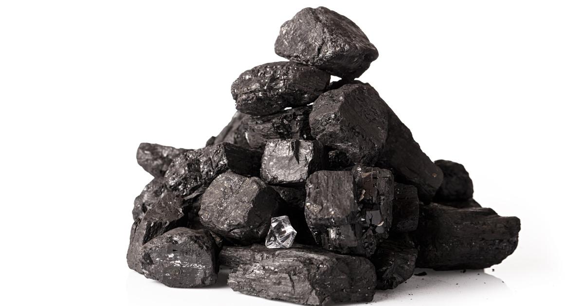 الاستعانة بالفحم من حين لآخر