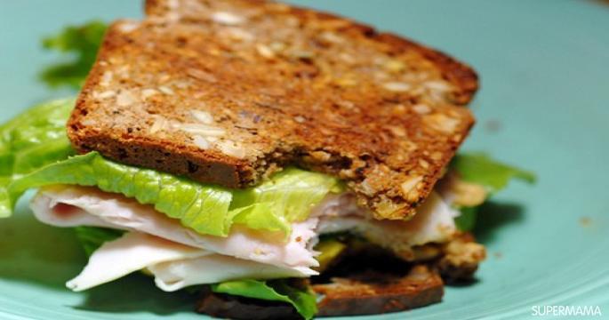 طريقة عمل ساندويش صدور الرومي