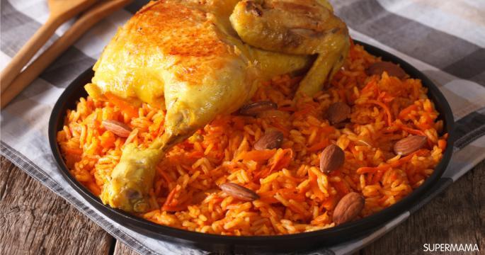 وصفات بالأرز - طريقة عمل الأرز المضغوط
