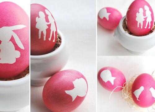 تلوين البيض 2