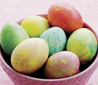 تلوين البيض 7