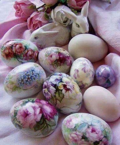 تلوين البيض 8