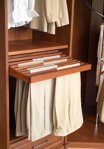وحدات تخزين الملابس