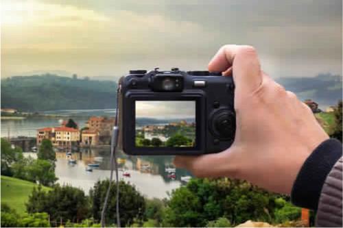 أجهزة ترفيه - الكاميرات الرقمية Digital Cameras