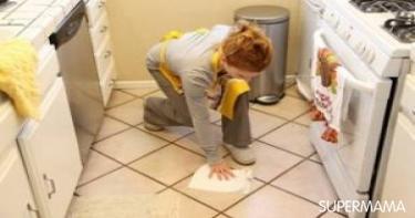 تمارين رياضية منزلية - تمرين الارتكاز