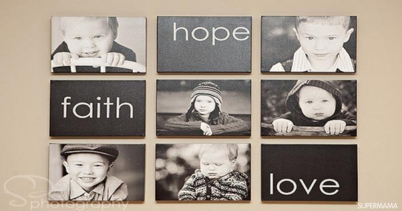 تنسيق الكلمات مع الصور