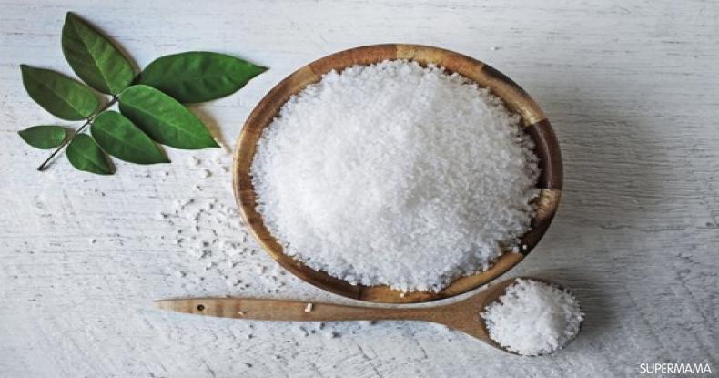 استخدامات الملح للجسم