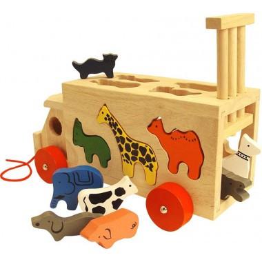 الطفل كثير الحركة - تنظيم الأشكال