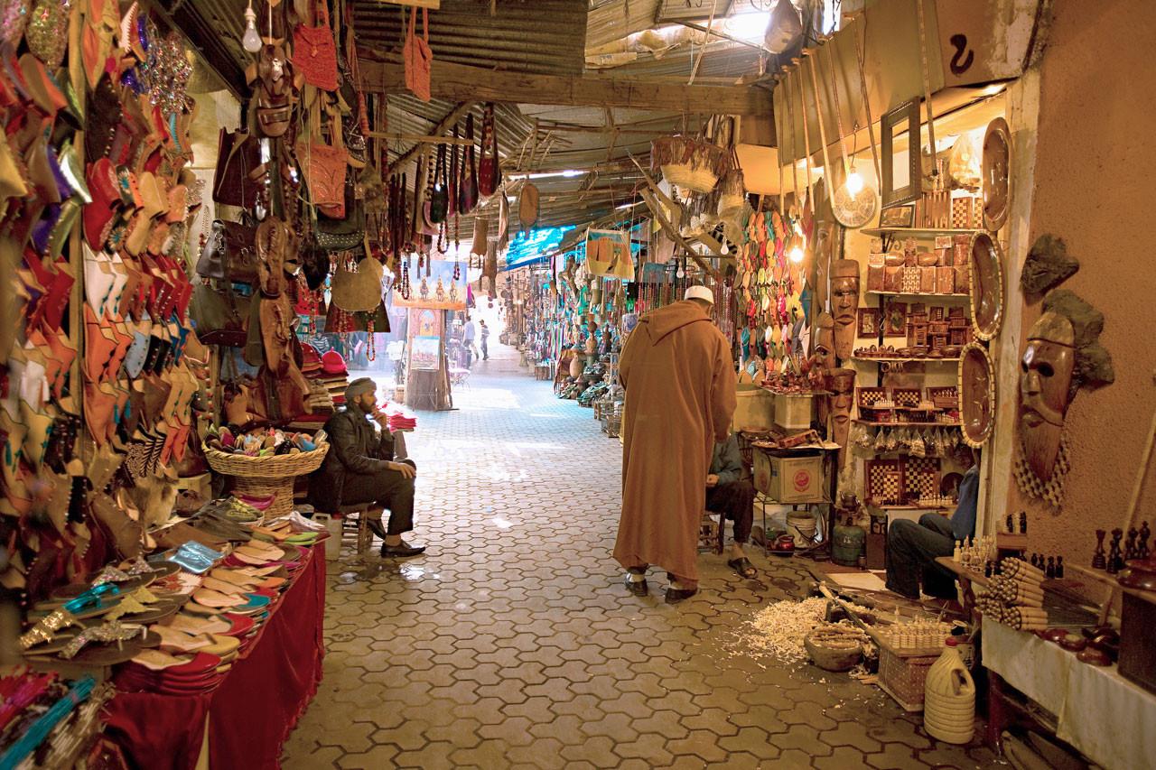 وجهات سفر في الصيف - مراكش
