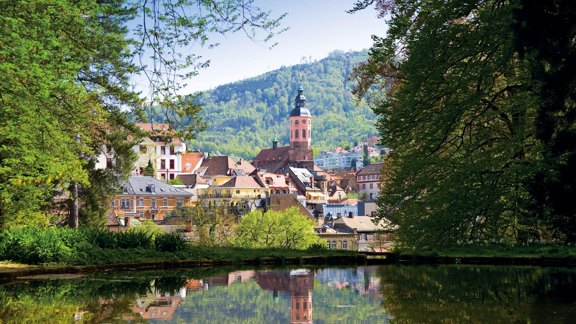 وجهات سياحية في أوروبا - بادن