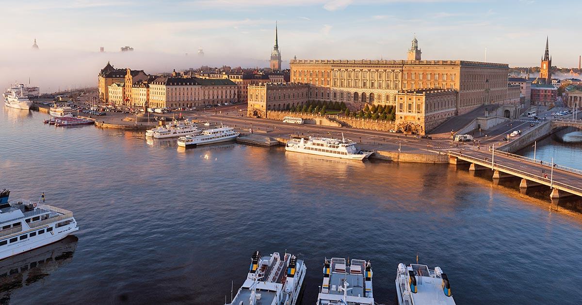 وجهات سياحية في أوروبا - ستوكهولم