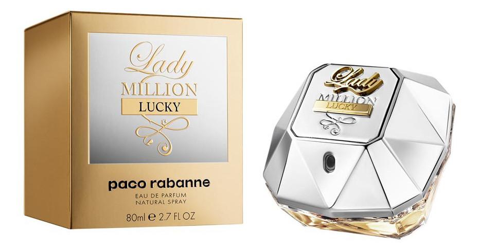 أجمل أنواع العطور في السعودية - عطر ليدي مليون لاكي Lady million lucky من باكو راباني