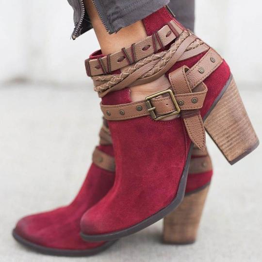 أحذية شتاء 1