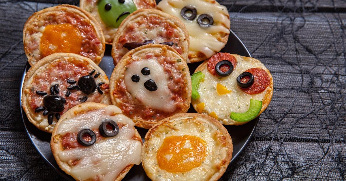 الميني بيتزا