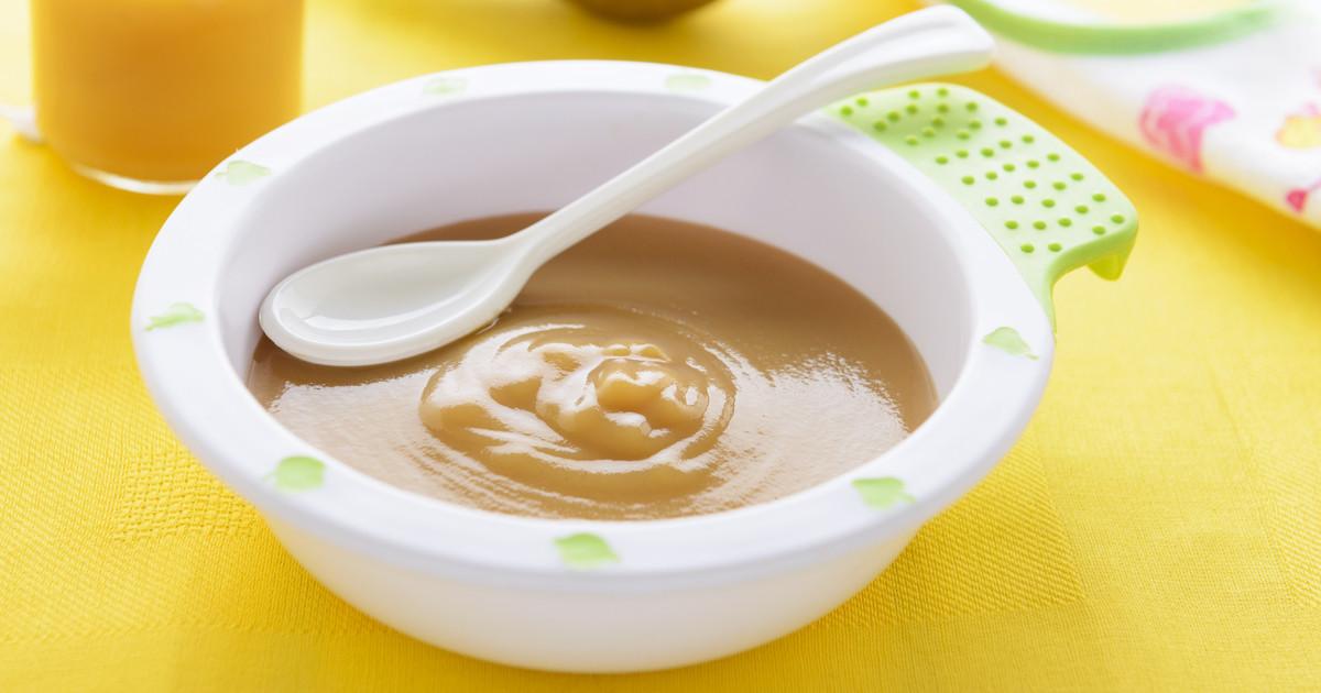 Image result for ملعقة صغيرة إلى ملعقتين من الطعام المهروس