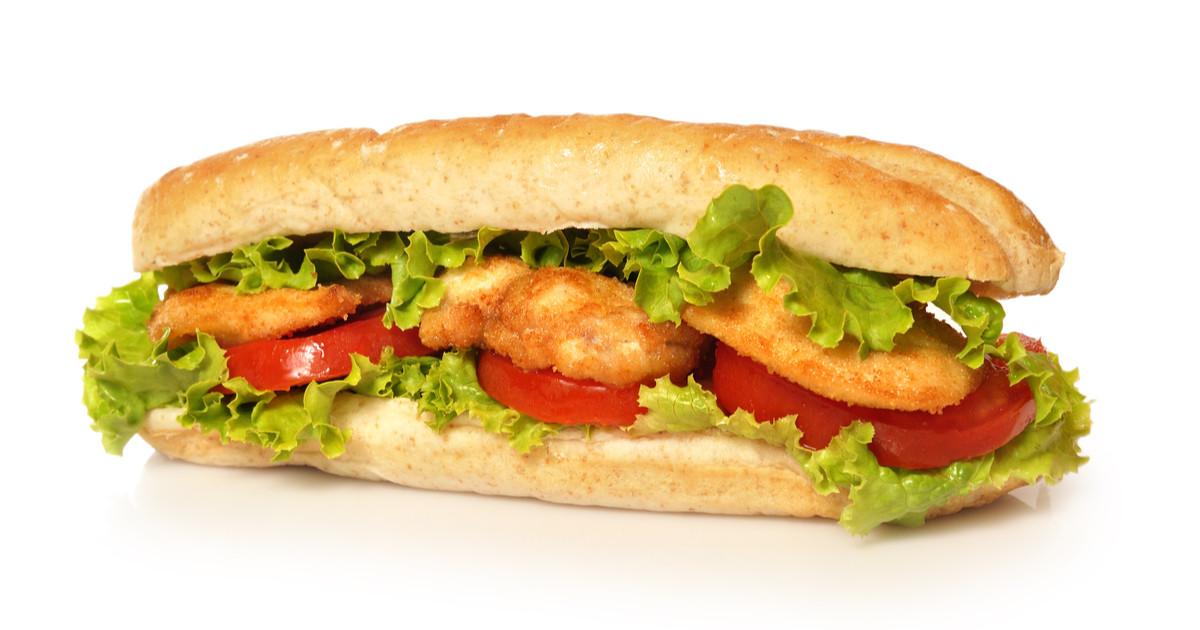 طريقة عمل ساندويشات البانيه
