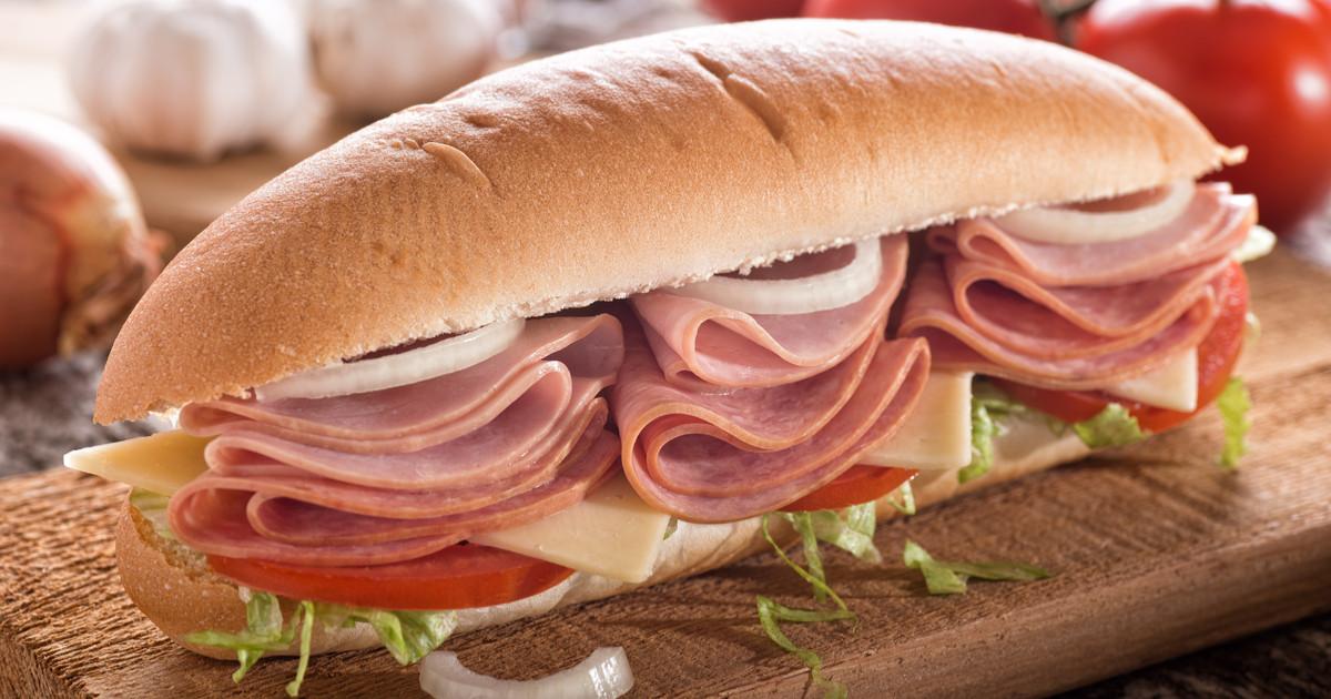 طريقة عمل ساندوتش الجبن واللانشون