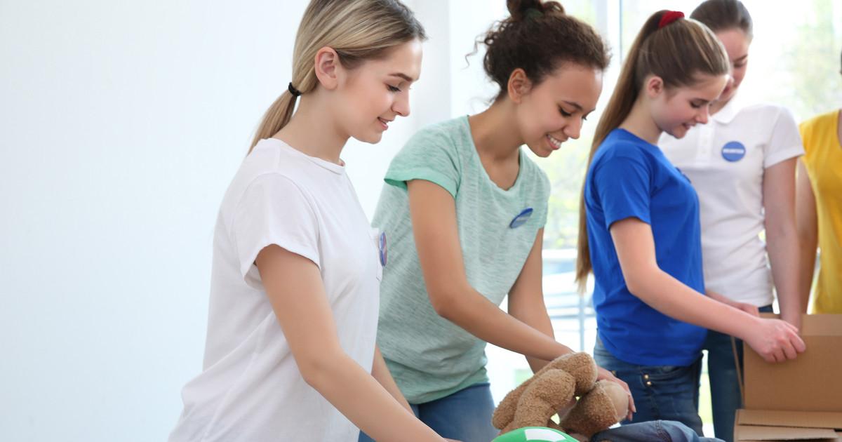 طرق شغل وقت الفراغ للنساء- المشاركة في الأعمال التطوعية