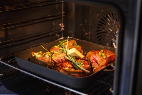 وصفات لشرائح اللحم - طريقة عمل شرائح اللحم في الفرن