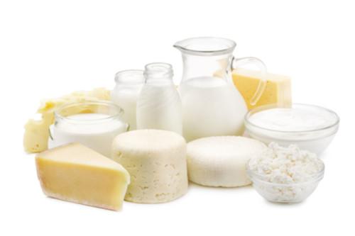 التخلص من الوزن - تجنب منتجات الألبان في الطعام