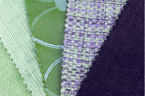 ديكور شقق - الألوان الدافئة