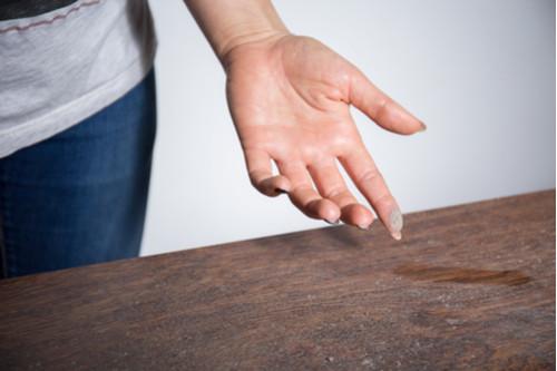 تقليل الغبار في المنزل - التخلص من الأتربة