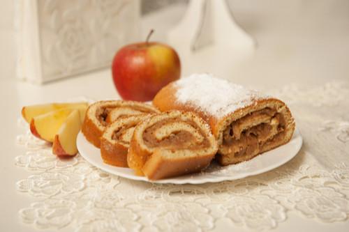 وصفات سويسرول - طريقة عمل سويسرول التفاح