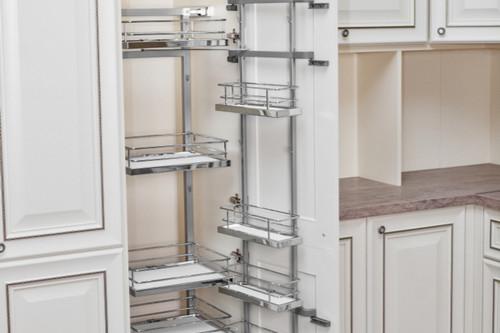 ترتيب المطبخ الصغير - أبواب خزانات المطبخ