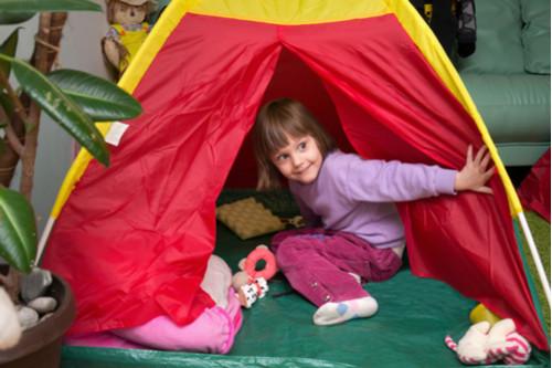 ألعاب أطفال عمر سنتين - خيمة الأطفال