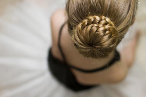 تسريحات شعر مرفوعة - شنيون
